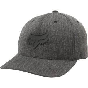 Lippis__Fox_Heads_Up_110_SnapBack__T_harmaa