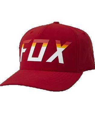 Lippis__Fox_On_Deck_Flexfit__L_XL___Chili